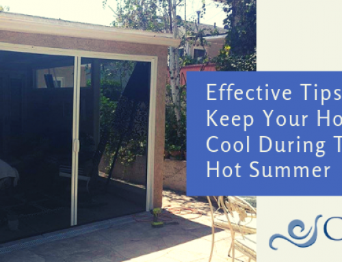 Effective Tips to Keep Your Home Cool During the Hot Summer