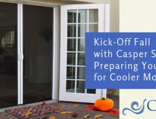 Kick-Off Fall with Casper Screens: Preparing Your Home for Cooler Months