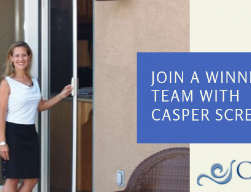 Join a Winning Team with Casper Disappearing Screens