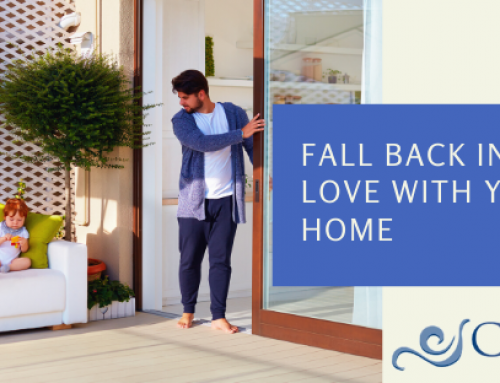 Fall Back into Love with Your Home